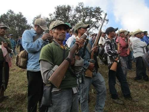 Communities in Guerrero Close their Entire Territory to